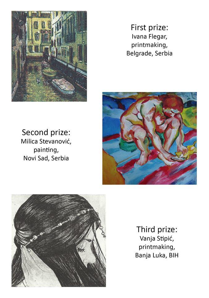 Awarded artworks